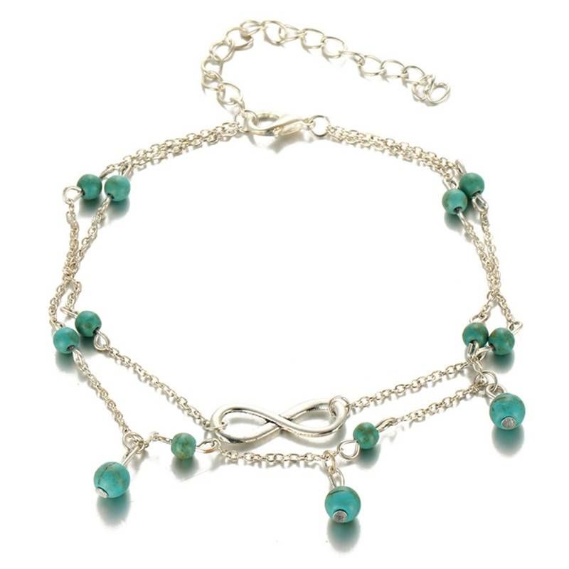 Women's Bohemian Multilayer Anklets Anklets a1fa27779242b4902f7ae3: 1|10|2|3|4|5|6|7|8|9