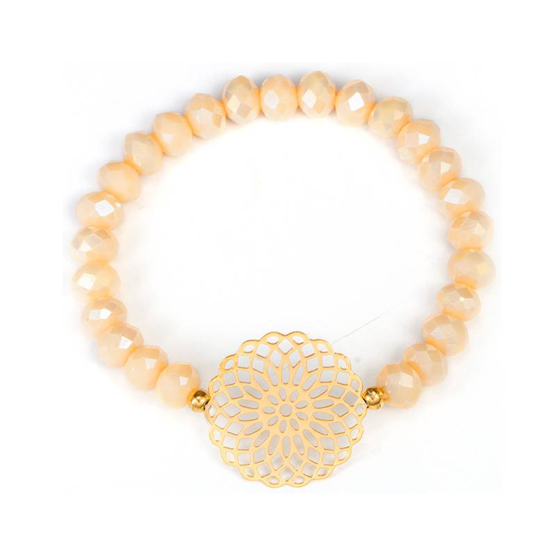 Women's Boho Beaded Bracelets Set, 4 Pcs Bracelets New Arrivals cb5feb1b7314637725a2e7: Gold