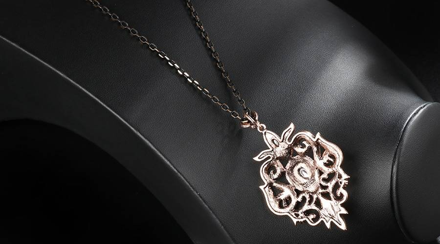 Women's Mist Stone Necklace