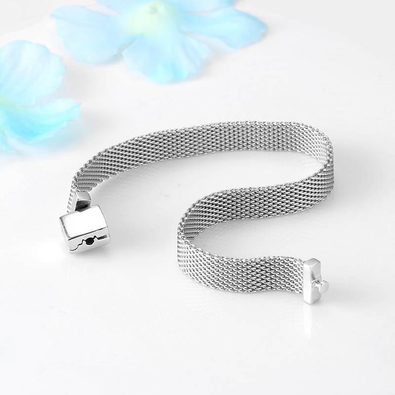 Women's 925 Sterling Silver Elastic Bracelet Bracelets ba2a9c6c8c77e03f83ef8b: 16 cm / 6.30 inch|17 cm / 6.69 inch|18 cm / 7.09 inch|19 cm / 7.48 inch|20 cm / 7.87 inch|21 cm / 8.27 inch