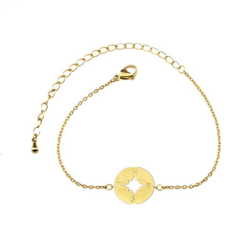 Compass Designed Bracelets for Women