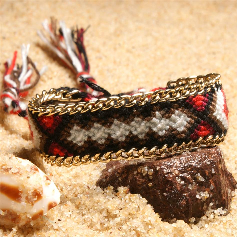 Handmade Woven Braided Bracelets