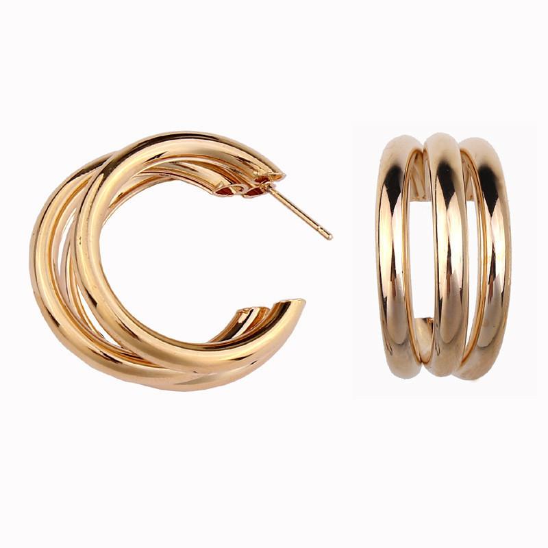 Women's Fashion Stud and Hoop Earrings