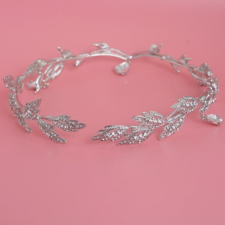 Women's Luxury Crystal Crown