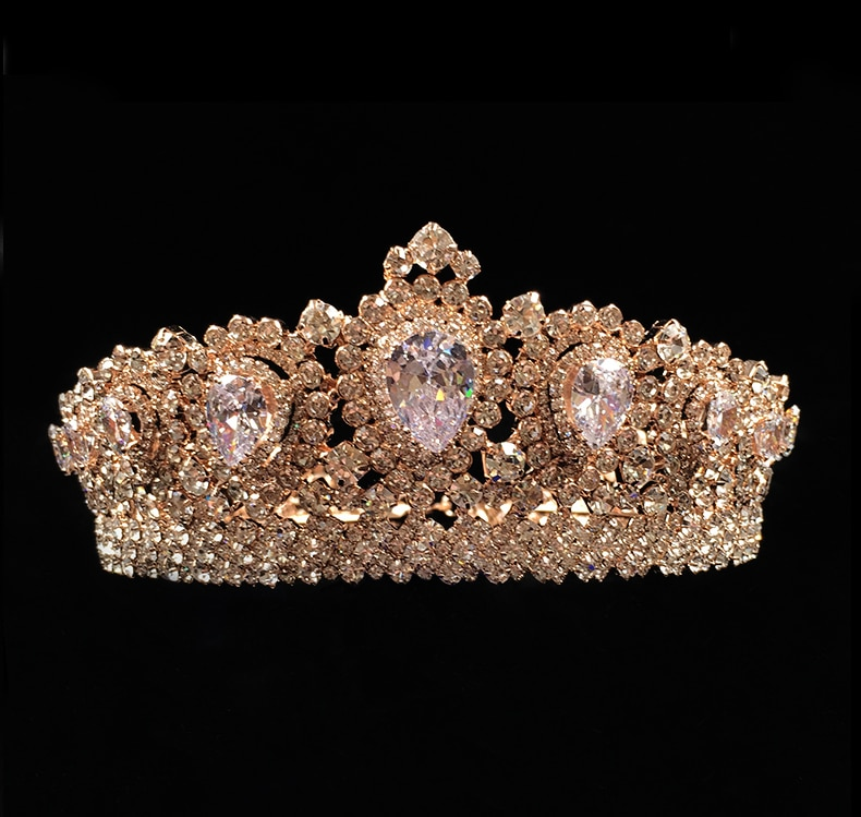 Women's Luxury Tiara