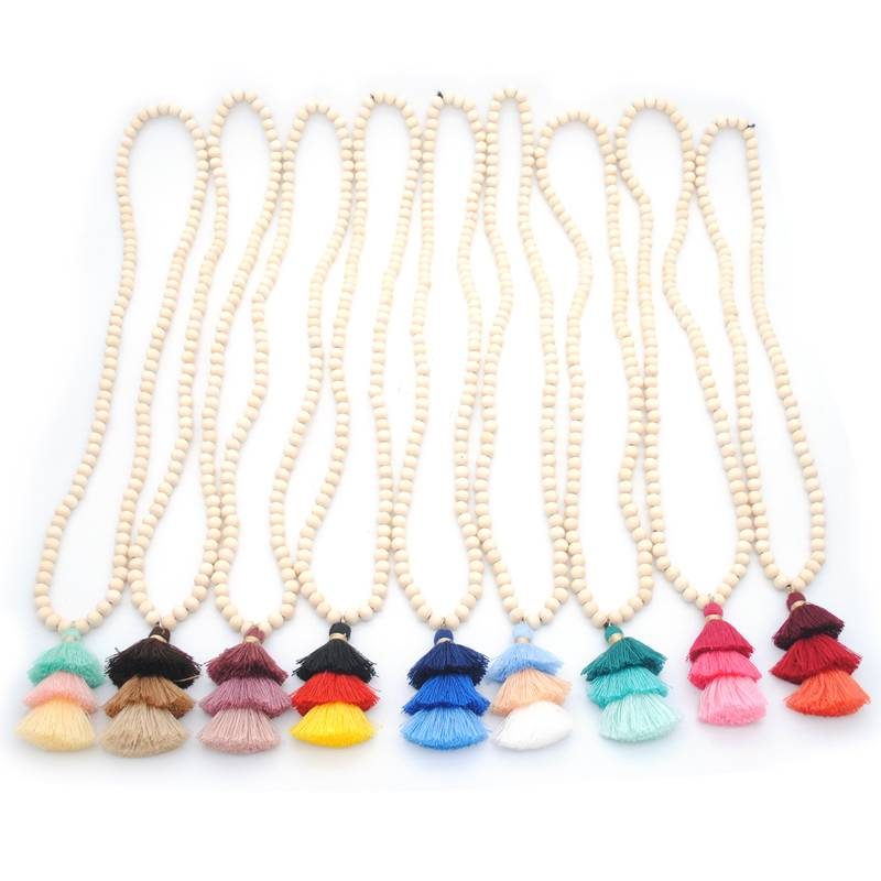 Boho Style Necklaces with Colorful Tassel Pendants Chokers & Pendants a4374740662193b987e63e: 1|2|3|4|5|6|7|8|9