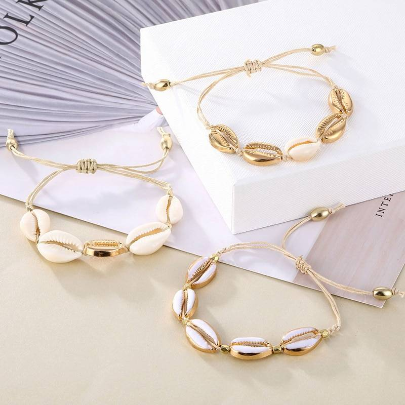 Boho Style Shell Conch Rope Anklet for Women Anklets ae284f900f9d6e21ba6914: 1|10|11|12|13|14|15|16|17|2|3|4|5|6|7|8|9