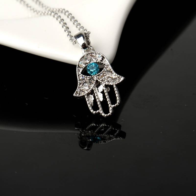 Evil Eye Protecting Necklace