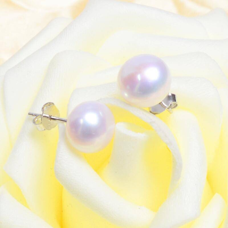 Exquisite Tiny Pearl Women's Stud Earrings Earrings d0c56e8490d54824abf9bf: Pink, 0.8 cm|Pink, 0.9 cm|Pink, 1 cm|Purple, 0.8 cm|Purple, 0.9 cm|Purple, 1 cm|White, 0.8 cm|White, 0.9 cm|White, 1 cm