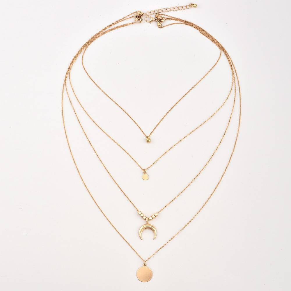 Women's Assorted Multilayer Necklace Necklaces a1fa27779242b4902f7ae3: 1|10|11|12|13|14|15|16|17|18|19|2|20|3|4|5|6|7|8|9