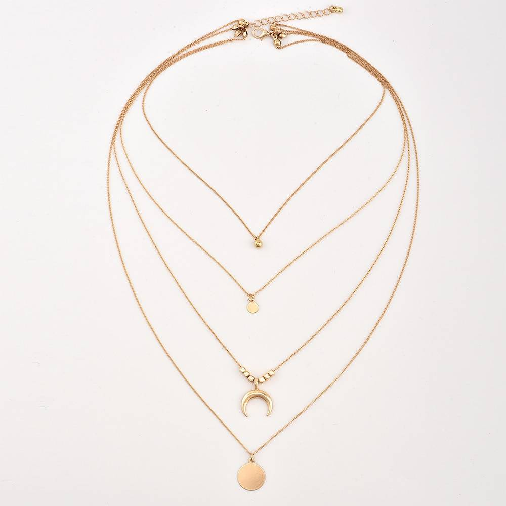 Women's Assorted Multilayer Necklace