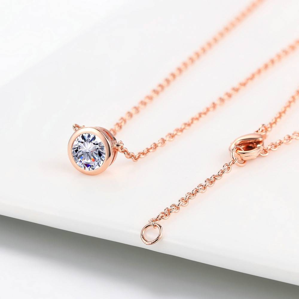 Women's Chain Necklace with Crystal Pendant Necklaces a1fa27779242b4902f7ae3: 1|2|3|4|5|6