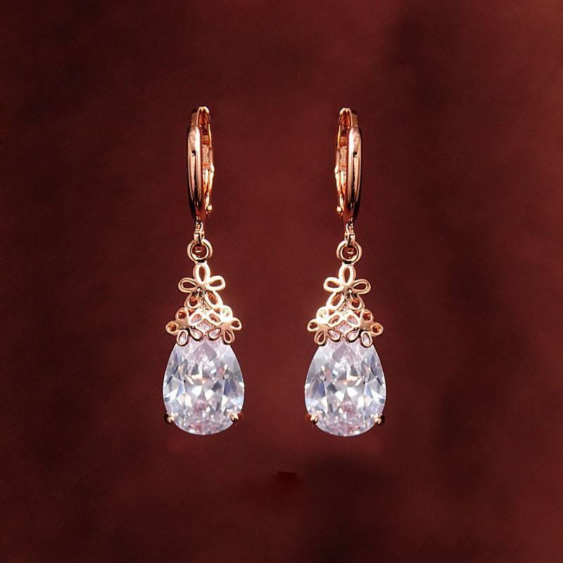 Women's Exquisite Drop Earrings Earrings