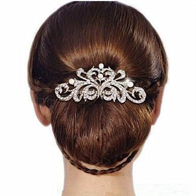 Women's Exquisite Hair Comb Hair Jewelry