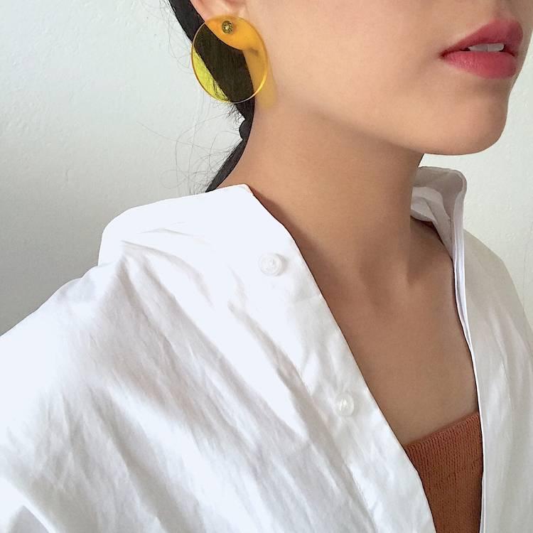 Women'sMinimalist Style Transparent Geometric Earrings Earrings 8d255f28538fbae46aeae7: A 4 CM|B 4 CM|C 4 CM|D 4 CM|E 4 CM|F 5x3.5 CM|G 5x3.5 CM|H 4x3 CM|K 4 CM|L 4 CM|N 4 CM|P 4 CM|Q 4 CM|R 4 CM|S 4 CM|T 4 CM|U 4 CM|V 4 CM|W 4 CM|X 4 CM|Y 4 CM|Z 4 CM|Z1 2.5 CM|Z2 2.5 CM|Z3 2.5 CM