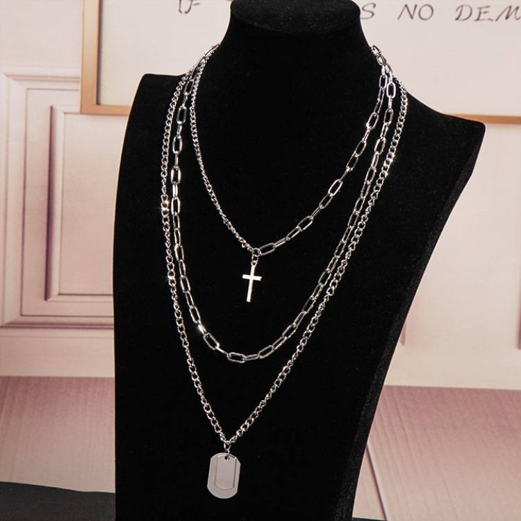 Women's Multilayer Chains Necklaces Necklaces a1fa27779242b4902f7ae3: 1|10|11|12|13|14|15|16|17|18|2|3|4|5|6|7|8|9