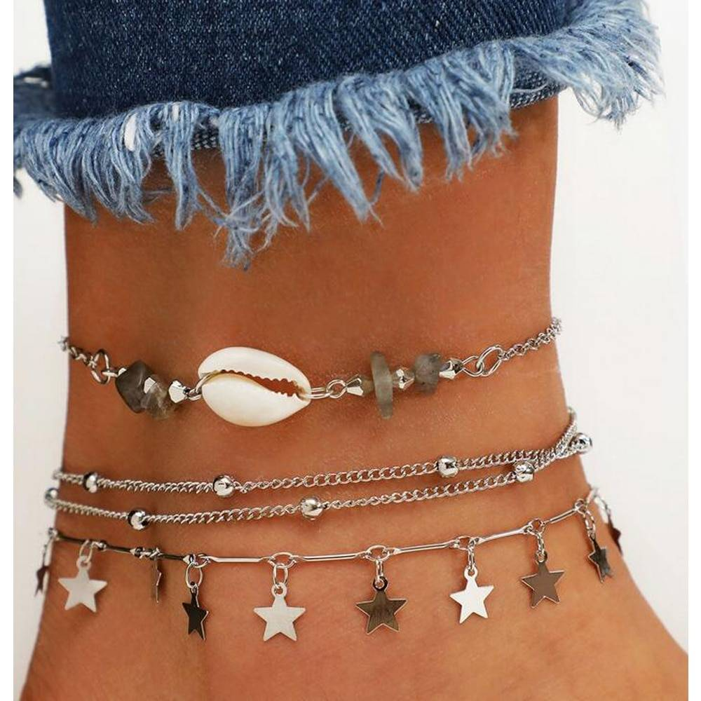Women's Seashell Style Anklet Anklets a1fa27779242b4902f7ae3: 1|10|11|12|13|14|15|16|17|18|19|2|3|4|5|6|7|8|9
