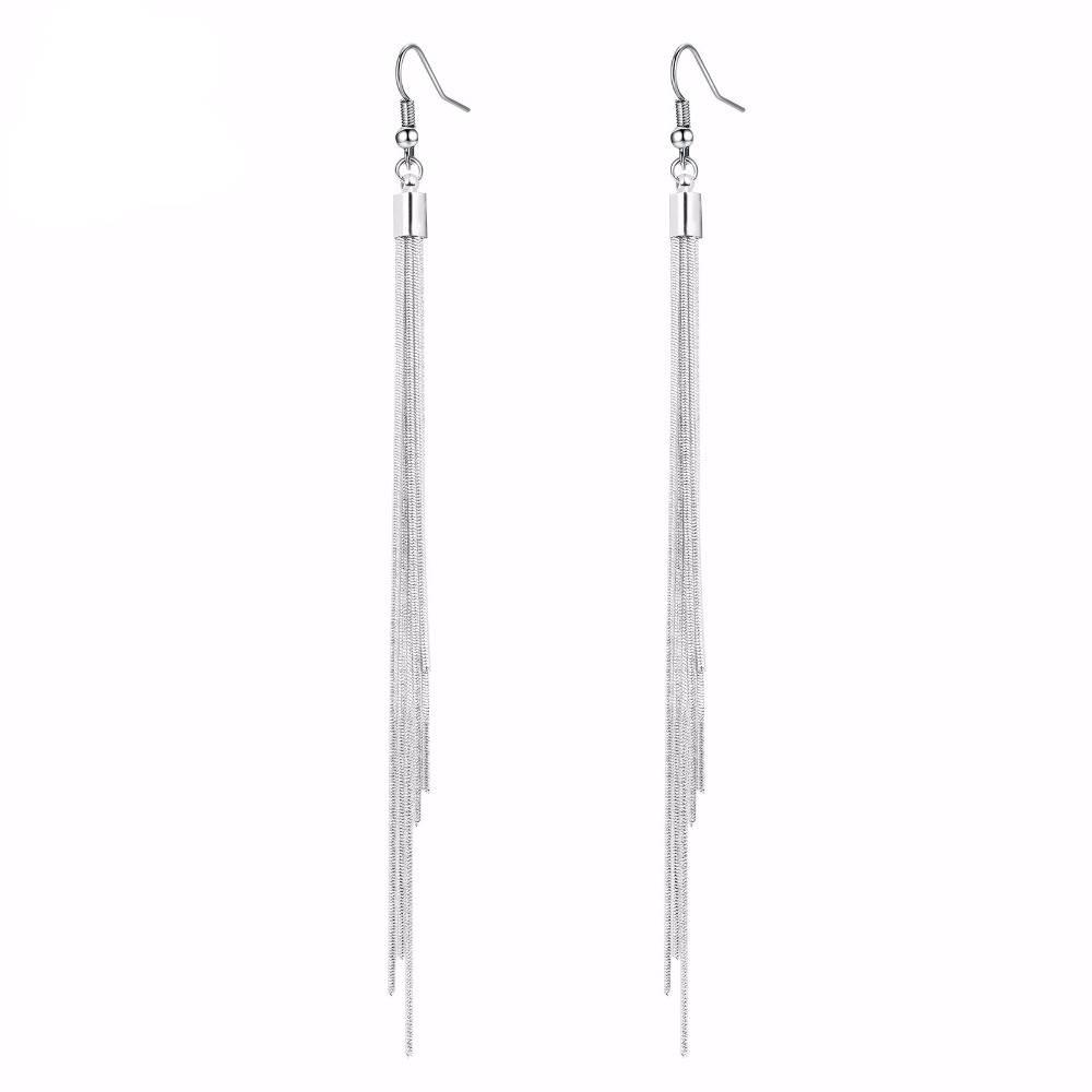 Women's Vintage Silver Earrings Earrings cb5feb1b7314637725a2e7: Silver