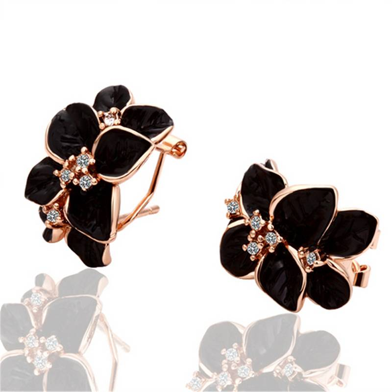 Floral Shaped Jewelry Sets for Wedding