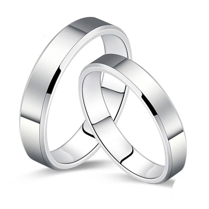 Classic Minimalistic Smooth Silver Couple Rings Rings 6f6cb72d544962fa333e2e: 10|10.5|4.5|5|5.5|6|6.5|7|7.5|8|8.5|9|9.5