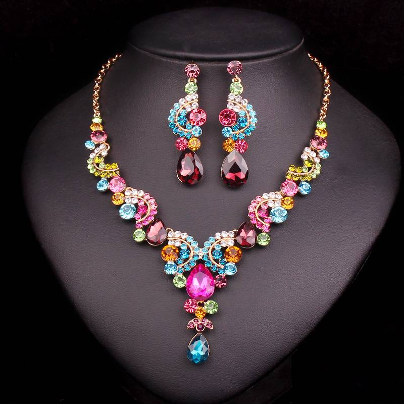 Fashion Crystal Jewelry Sets Jewelry Sets cb5feb1b7314637725a2e7: 1|11|12|13|14|15|16|2|3|4|5|6|7|8|9