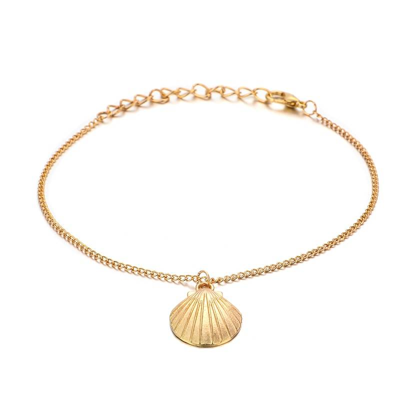 Star Charm Anklets for Ladies