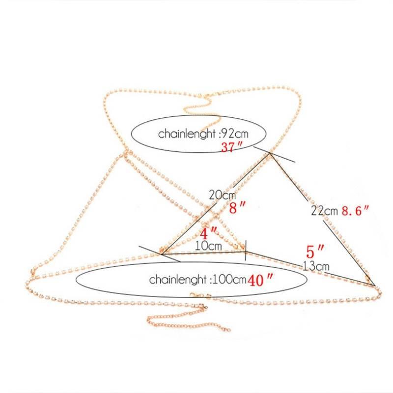 Shining Rhinestone Chest Chain Body Jewelry a1fa27779242b4902f7ae3: 1|2|3|4