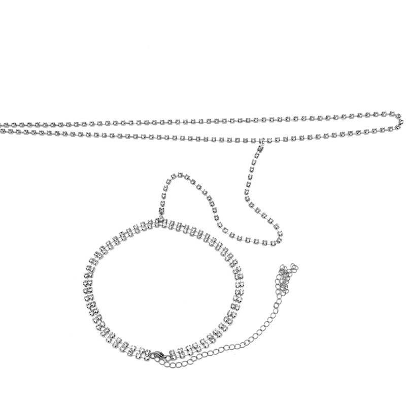 Women's Rhinestone Leg Chain Body Jewelry a1fa27779242b4902f7ae3: 1|2